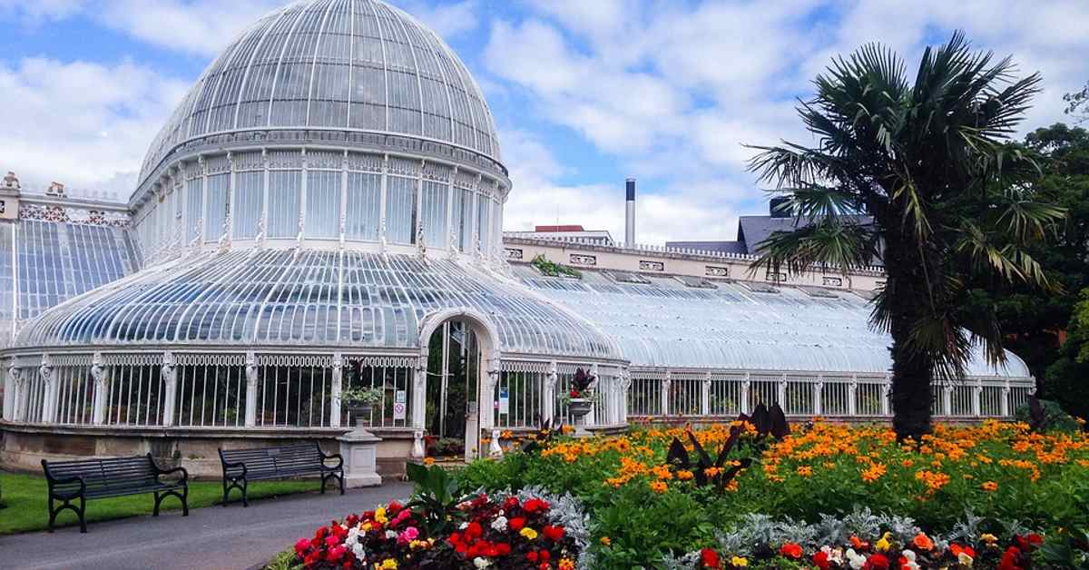 The Botanic Gardens belfast